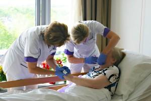 Preventie mondzorg verpleeghuis