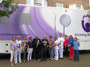 Team Stichting Mondzorg bij outreach House of Hope