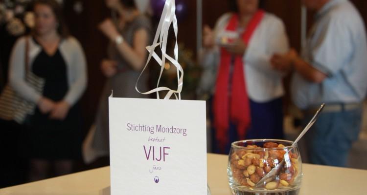 Sfeerimpressie jubileumfeest Stichting Mondzorg