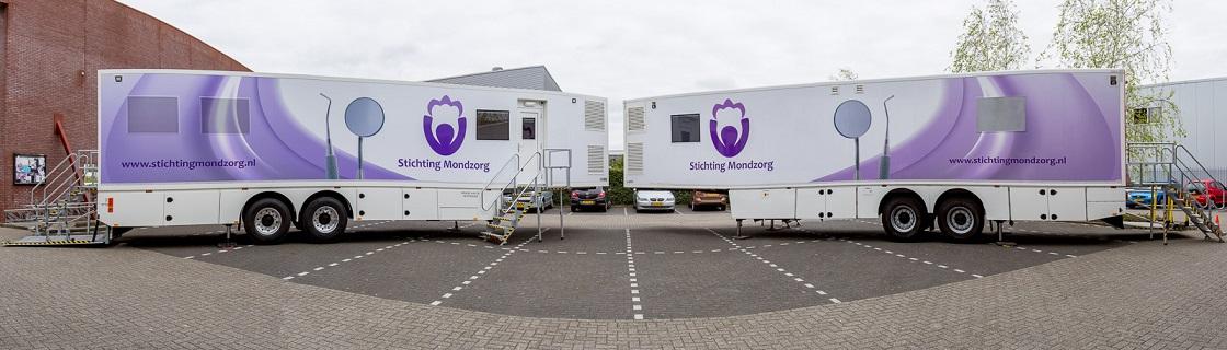 Mobiele tandartspratijken Stichting Mondzorg
