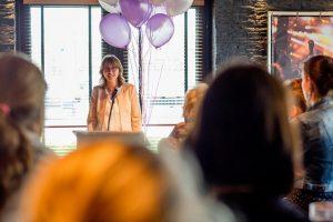 Carolina Ullersma - toespraak tijdens presentatie tweede mobiele praktijk