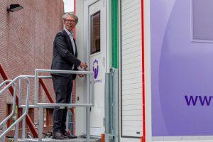 Remko Ullersma opent tweede mobiele praktijk