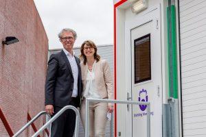 Remko en Carolina Ullersma openen tweede mobiele praktijk